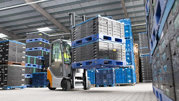 J.S. Logistics page image mobile